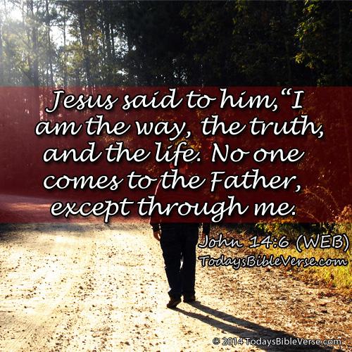 I am the Way, Truth, Life