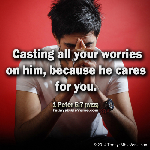 Casting all Worries on Him