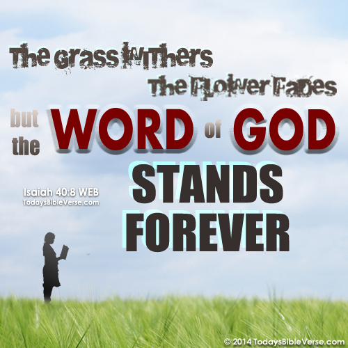 Word of God Stands Forever