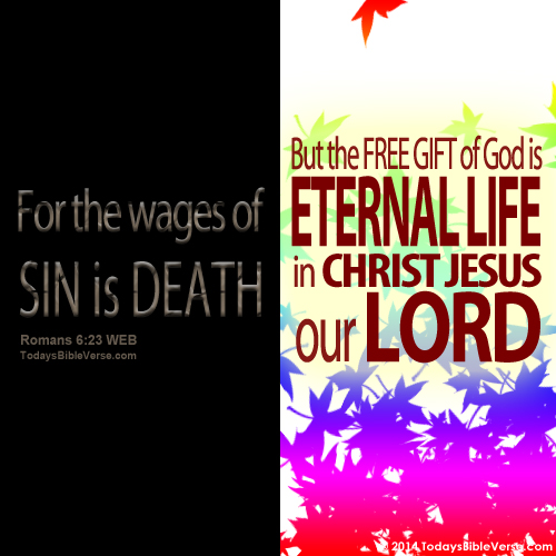 Wages of Sin is Death