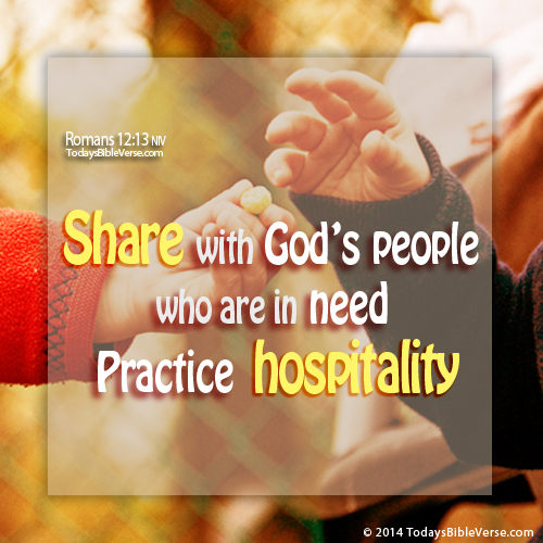 Share With God's People