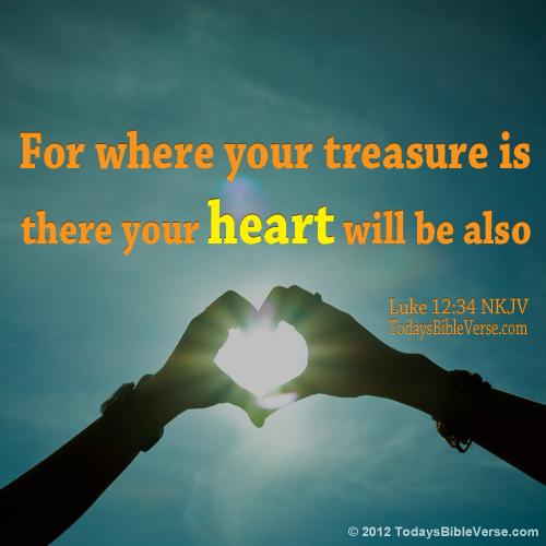 Where Treasure is Heart Will Be